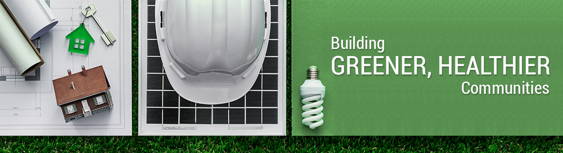NPHS | Building Greener, Healthier Communities Green Building Strategies