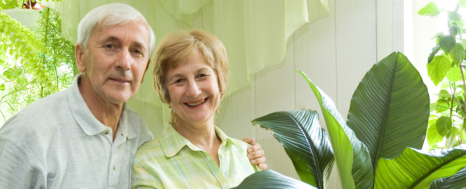 Reverse Mortgage Counseling retired couple