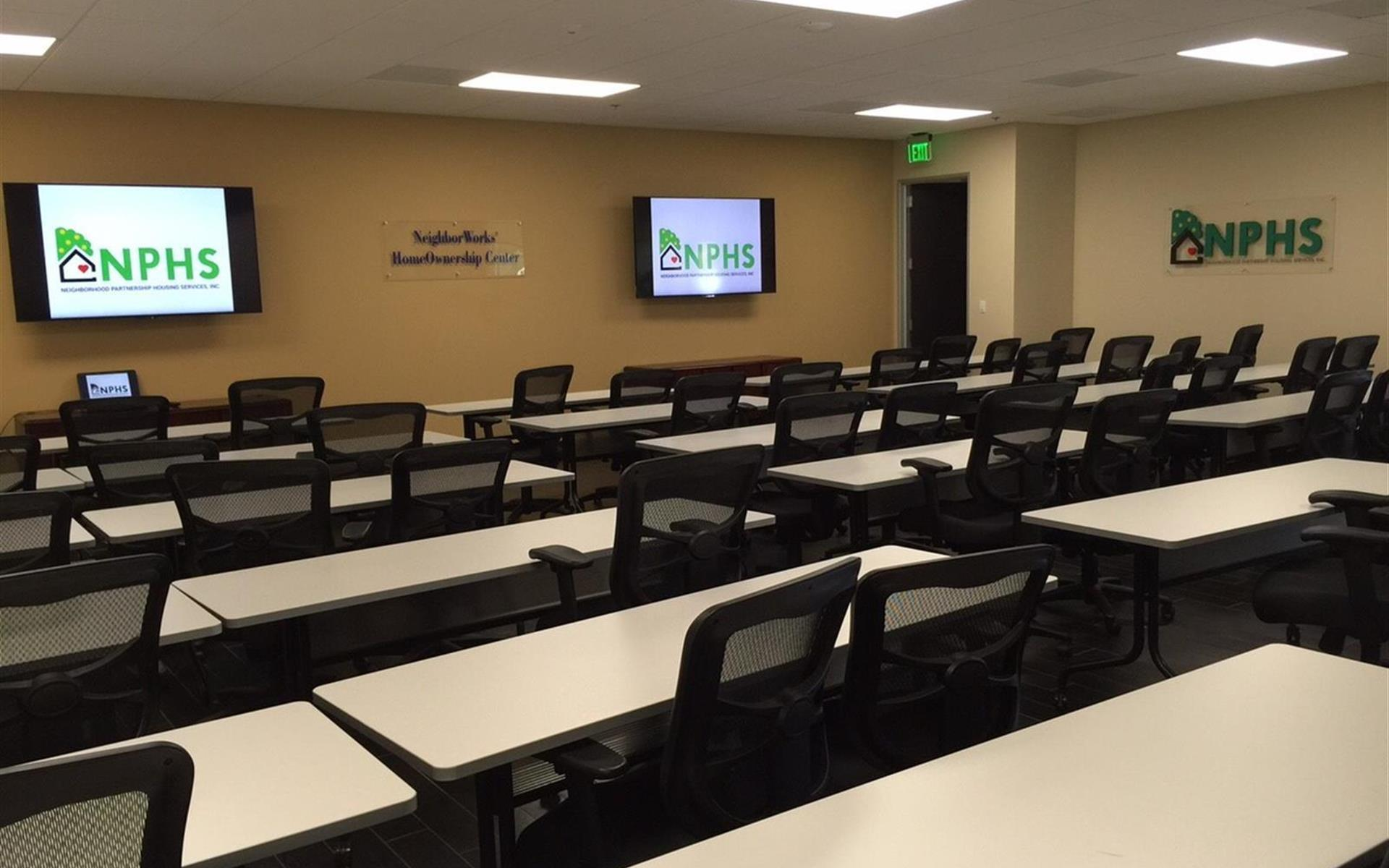 Modern Classroom Certified Trainer ~ Training room for rent rancho cucamonga ca nphs inc