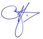 Clemente's Signature