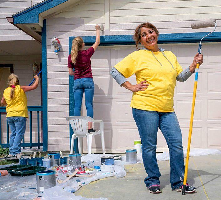 Wells Fargo Team Member Volunteer Opportunity @ Hemet | California | United States