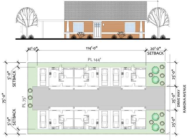 Gateway neighborhood part 2 Housing Developments