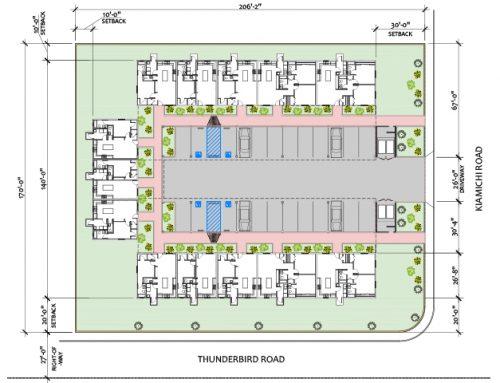 Thunderbird Veteran Rental Housing