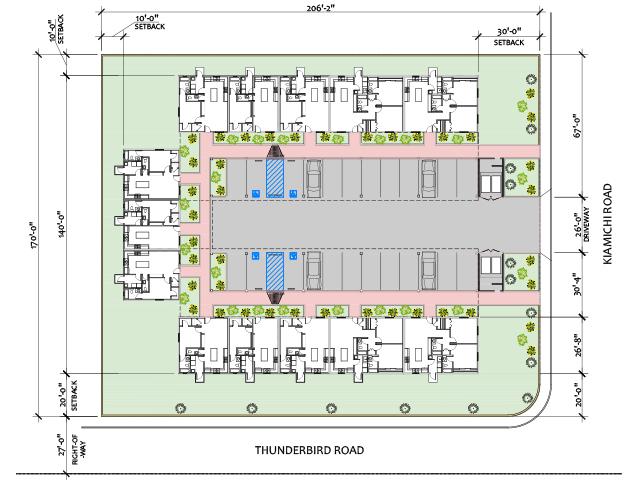 Thunderbird Veteran Housing Developments