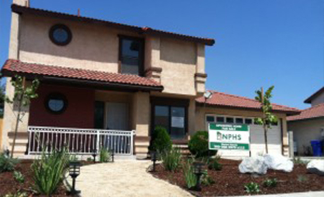 nphs green building