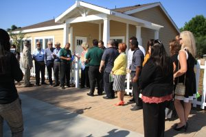 Villa del Sol Ribbon Cutting