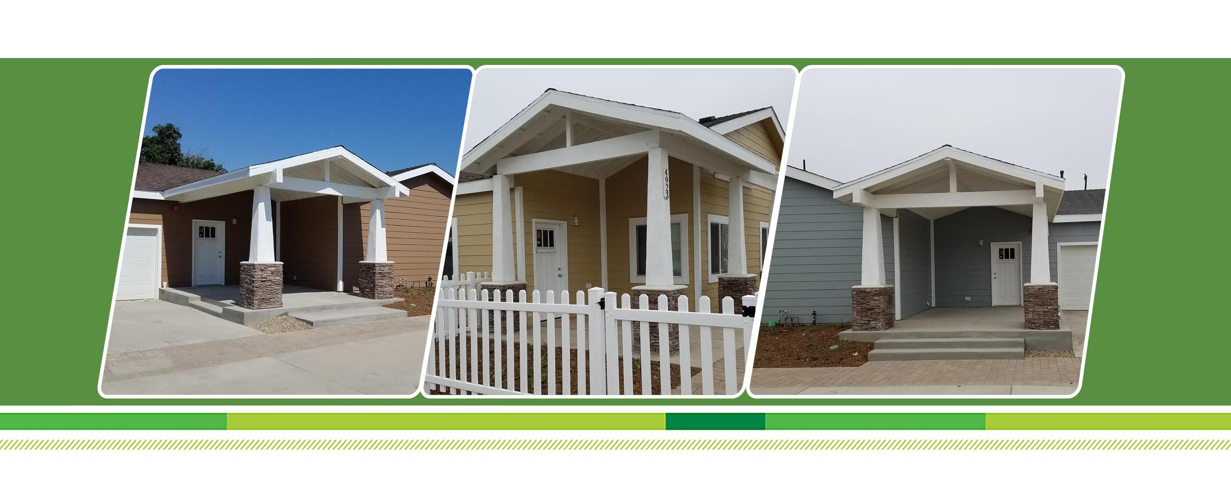 Villa del sol ribbon cutting new homes in Chino