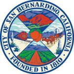 San Bernardino seal city logo