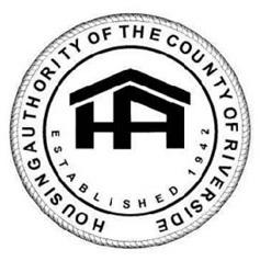 housing authority of riverside logo seal