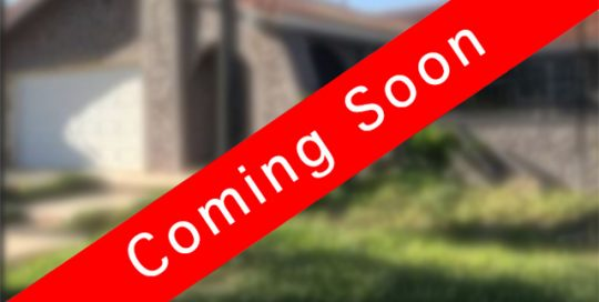 Home for sale coming soon