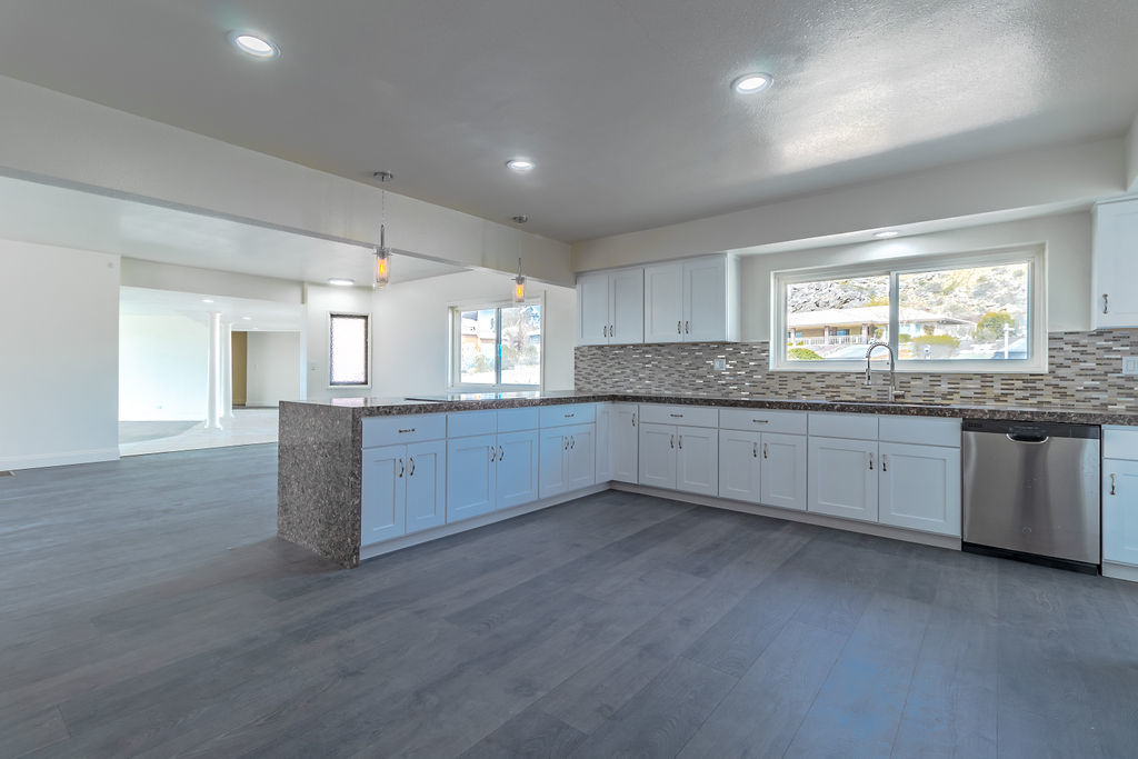 Apple Valley property photo of interior kitchen space