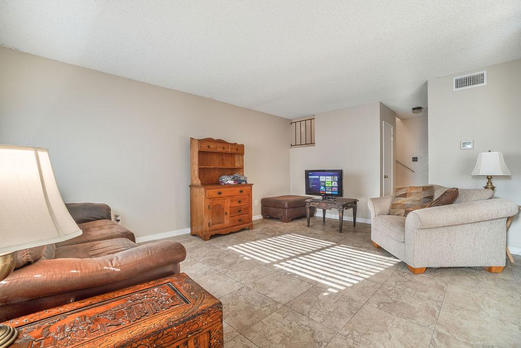 La Jolla Dr. property interior shot of living room space