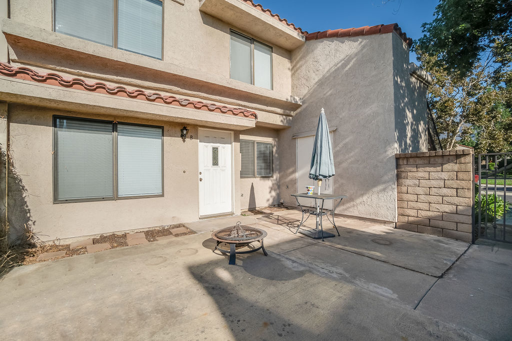 La Jolla Dr. property exterior photo of backyard space