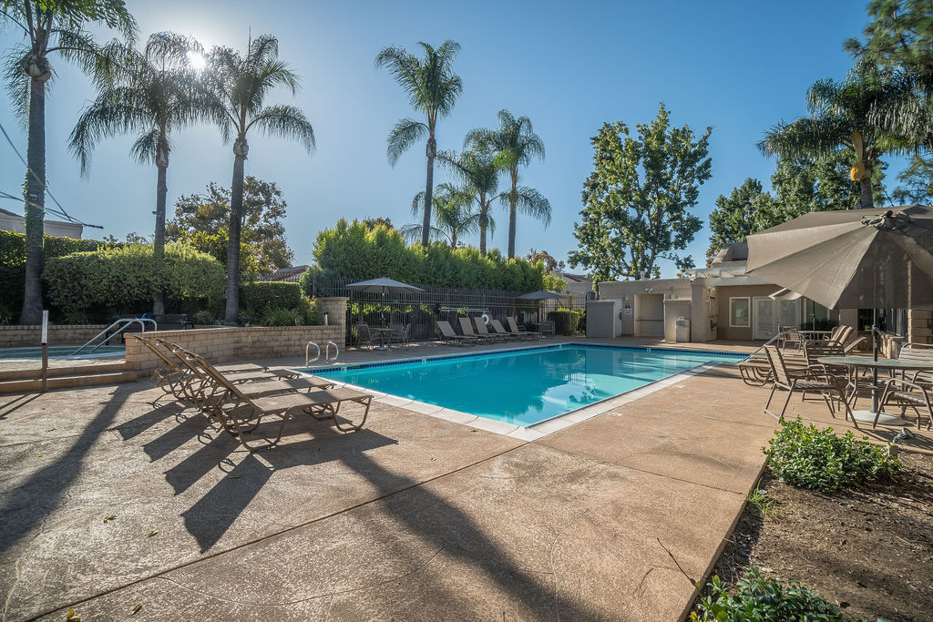 La Jolla Dr. property photo of amenities shared public pool space