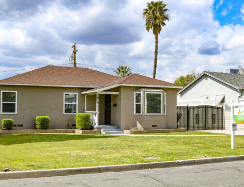3616 Wall Ave., San Bernardino, CA -SOLD-