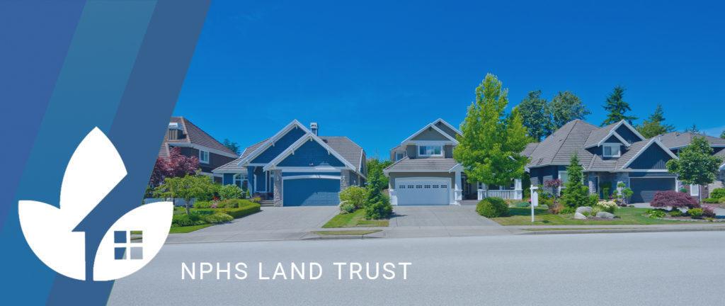 NPHS Land Trust Banner