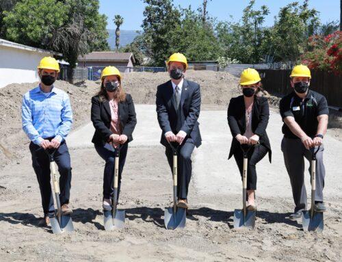 Homeownership Development Breaks Ground in the City of San Bernardino